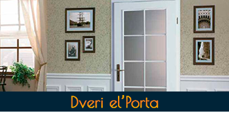 prev dveri - LP for the sale of interior doors